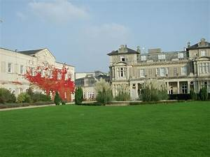 File:Down Hall Country House Hotel from the rear gardens ...