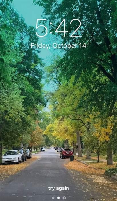 Lock Screen Iphone Change Wallpapers Ipad Apple