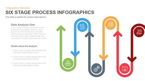 stage process infographics powerpoint keynote template
