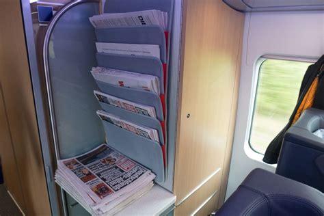 Deutsche Bahn 1 Klasse schon ab 8 Euro Aufpreis