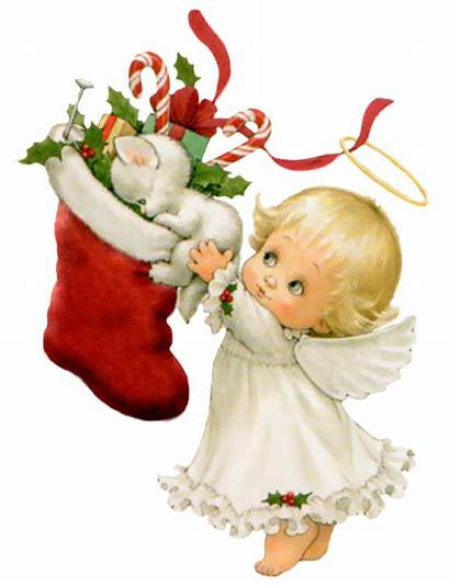 Christmas Angels Angel River Road Clipart Tree