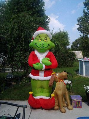 25 best ideas about inflatable christmas decorations on