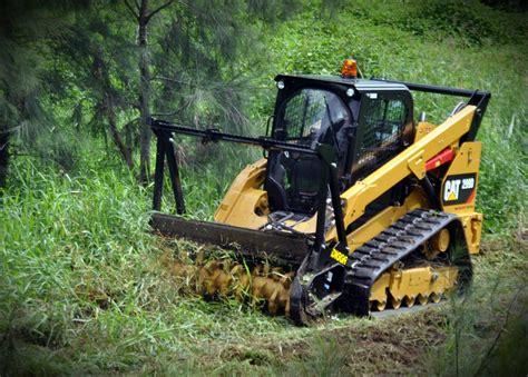 digga australia machinery attachments magnum mulcher clear firebreaks land clearing