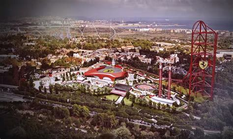 Ferrari Land, Portaventura World's 3rd Theme Park To Open