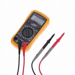 Hyelec Multifunction Mini Multimeter Digital Diagnostic