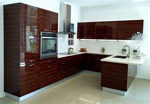 High Gloss Lacquer/Acrylic/Laminate Doors For Kitchen