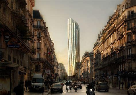 mirage montparnasse tower renovation paris  architect