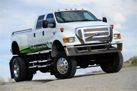 New Ford F 650 by Festive Ford F 650 Spotlights New Fuel