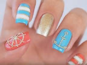 Nail art designs summer polishes color for