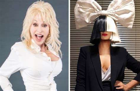 "Stream Dolly Parton, Sia  ""here I Am""  New Music"