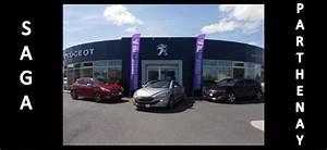 Peugeot Parthenay : saga automobiles parthenay garage et concessionnaire peugeot parthenay ~ Gottalentnigeria.com Avis de Voitures