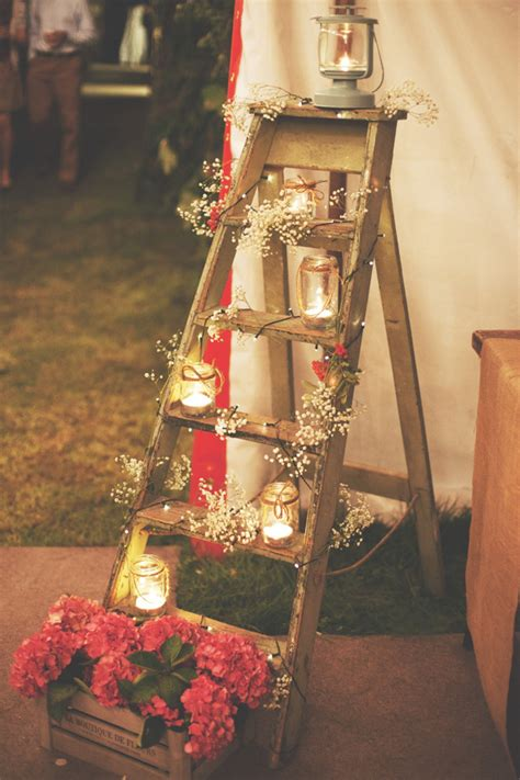 40604 diy rustic wedding decor shine on your wedding day with these breath taking rustic
