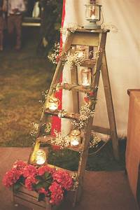shine on your wedding day with these breath taking rustic With country wedding decoration ideas