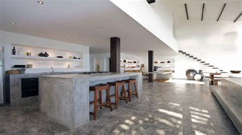concrete kitchen design concrete kitchen cabinets designs 2426