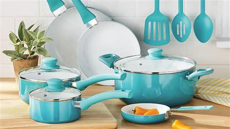 ceramic  stick cookware safe updated