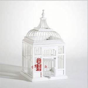 Cage Oiseau Deco : petite escapade d co d tournez vos cages oiseaux 11 03 2011 dkomaison ~ Teatrodelosmanantiales.com Idées de Décoration