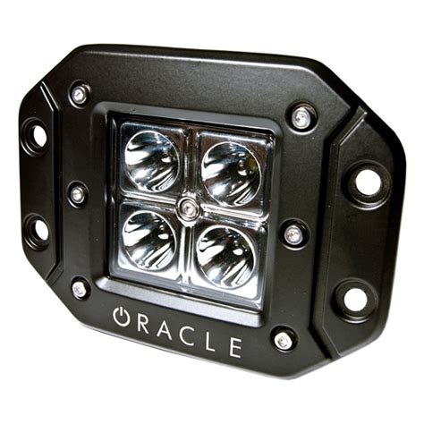 Oracle Light by Oracle Lighting 174 Flush Mount Square Led Light