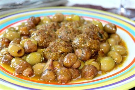 recette de cuisine tunisienne pour le ramadan tajine zitoune les joyaux de sherazade