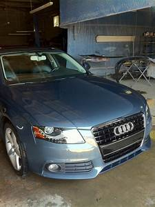 My First Audi 2009 Gray A4 Sports Package Audi