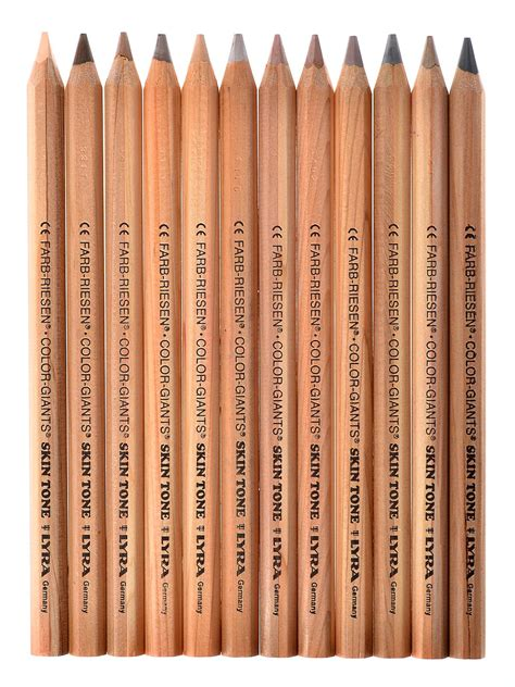 lyra skin tone colored pencils