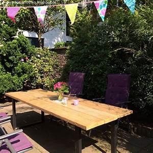 Gartentisch Selber Bauen Holz : diy gartentisch aus alten brettern tisch aus ~ Watch28wear.com Haus und Dekorationen