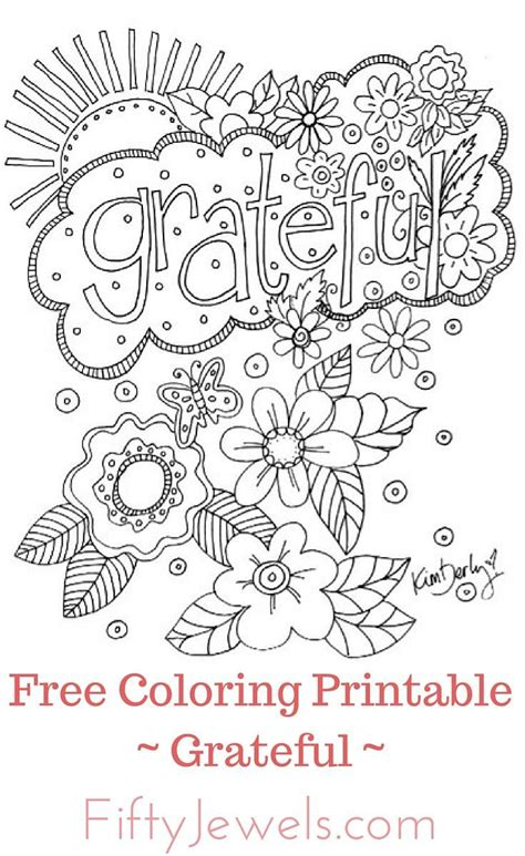 Coloring Quotes For Adults Printable by 69068 Best Attitude Of Gratitude Images On
