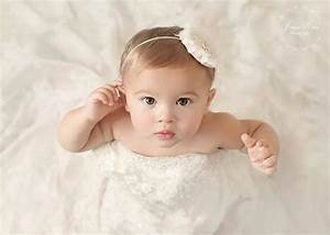 baby girl picture in mom39s wedding dress dyi pinterest With wedding dresses for babies