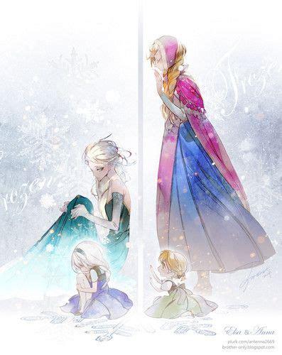 frozen disney princess art frozen fan art disney frozen