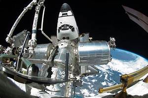 Astronauts Try New Spaceship Docking System in ...