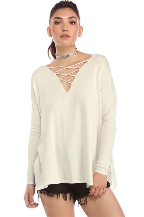 Pin by Samantha Boyle on Fashion | Lace sweater, Tunic ...