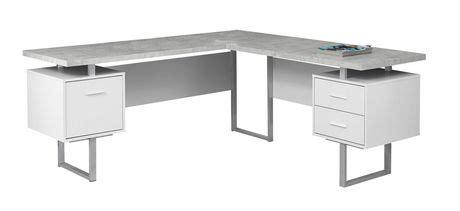Computer Desks Walmart Canada by Monarch Specialties White Computer Desk Walmart Canada