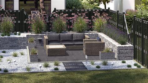 Moderne Häuser Gartengestaltung by Der Moderne Garten Tipps Zur Gartengestaltung Obi