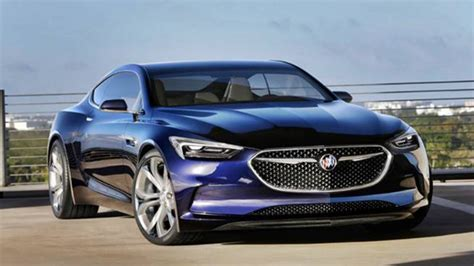 Buick Grand National 2017 by 2018 Buick Grand National Review And Changes Release