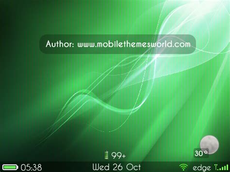 Free Blackberry 9780 Themes Ota Download  Blackberry Themes