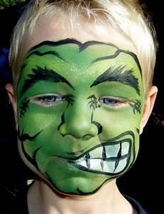 Maquillage Halloween Garçon : adventures of a face painter march 2013 ~ Melissatoandfro.com Idées de Décoration
