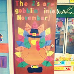 quot thanksgiving quot november classroom door my creations