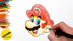 How to Draw Mario (Super Mario Odyssey) Step by Step ...