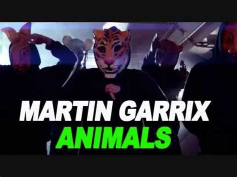 martin garrix animals mp remix  lyrics youtube
