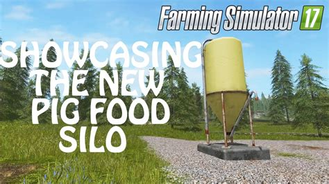 mod鑞es cuisine the pig food silo mod in farming simulator 2017 just forgot everything ps4 xbox one