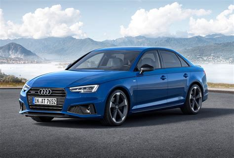 2019 audi a4 facelift debuts adds s line competition trim performancedrive