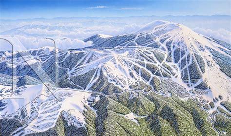Kopaonik, SERBIA - James Niehues - Map Artist - Ski Maps ...