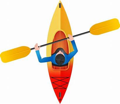 Kayak Clip Kayaking Canoeing Canoe Transparent Pngio