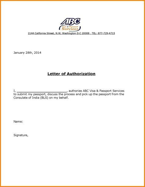 authorization letters templates template pinterest