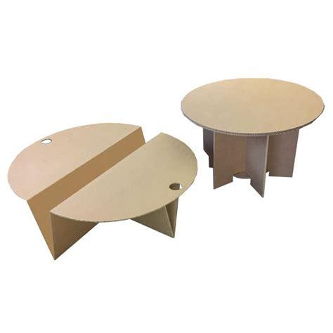 Table Basse En Carton