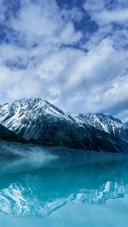 Bing Wallpapers Android Phones Portrait Tasman Lake