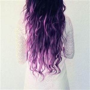Purple Ombre Hair Pictures, Photos, and Images for ...