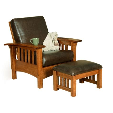Mission Morris Chair Recliner by Classic Mission Morris Chair Amish Classic Mission