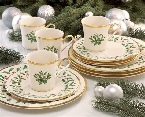 holiday christmas dinnerware sets dishware choose which