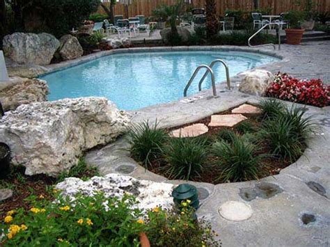 pool landscaping ideas in some artistic landscaping ideas rarely seen furnituredekho
