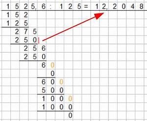 Quotienten Berechnen : division von dezimalzahlen verst ndliche erkl rung ~ Themetempest.com Abrechnung